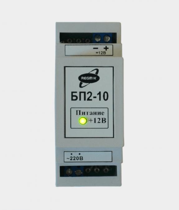 Импульсный блок питания 12в , мощность 10 Вт