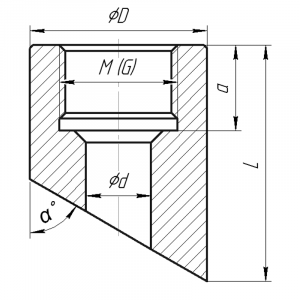 Бобышки (Модификация БПП-002) чертёж