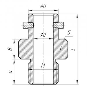 Бобышки (Модификация БПП-004) чертёж