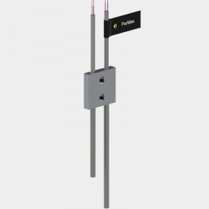 Датчик измерения относительной влажности психрометрическим методом