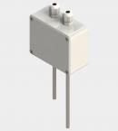 Датчик измерения относительной влажности психрометрическим методом чертёж с клеммной головкой G302