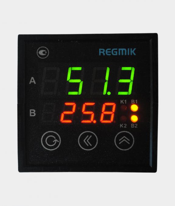 ПИД регулятор одноканальный (РП1-Щ) с дискретным выходом