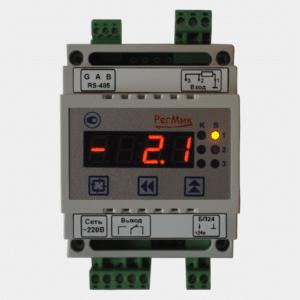Регулятор двухпозиционный двухканальный (РД1) Д4, измеряет: температуры, влажности, давления различных объектов