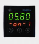 ПИД регулятор четырехканальный (РП4-Щ) с дискретным управлением