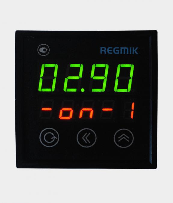 ПИД регулятор восьмиканальный (РП8-Щ) с дискретными выходами