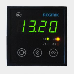 Измеритель двухканальный с выходом аварийной сигнализации (И2-01) с одним индикатором