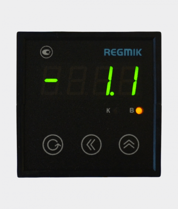 Регулятор двухпозиционный одноканальный (РД1)с одним индикатором