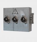 Симисторный блок 3-х фазный