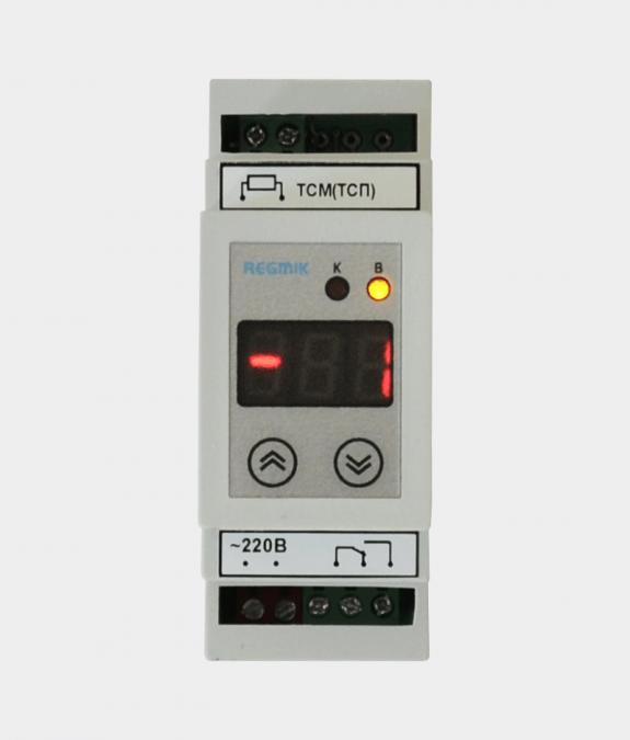 Регулятор двухпозиционный одноканальный упрощенный (РД1-Д2 ТС)