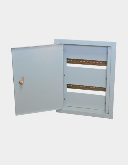 Щиты распределительные встраиваемые на 24 модуля с открытой дверцей