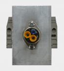 Блок симисторный БС1-20 вид спереди
