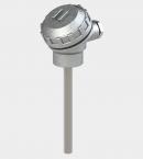 Датчик температуры с клеммной головкой из дюралюминия (Модификация 001)