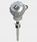 Датчик температуры с клеммной головкой из дюралюминия (Модификация 003)