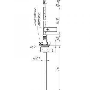 Чертеж КТСП (Модификация 101DL)