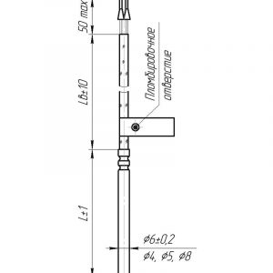 Чертеж КТСП (Модификация 102)