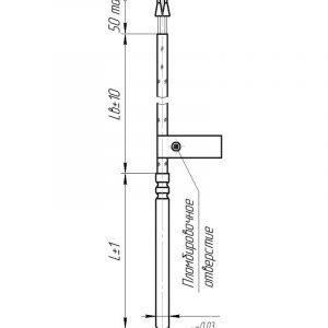 Чертеж КТСП (Модификация 102PL)