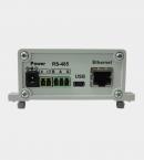 Преобразователь RS485/Ethernet вид сбоку