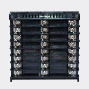 Универсальный двухканальный регулятор (вид сзади))