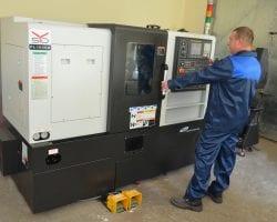 Услуги металлообработки на станке с ЧПУ PL 1600M