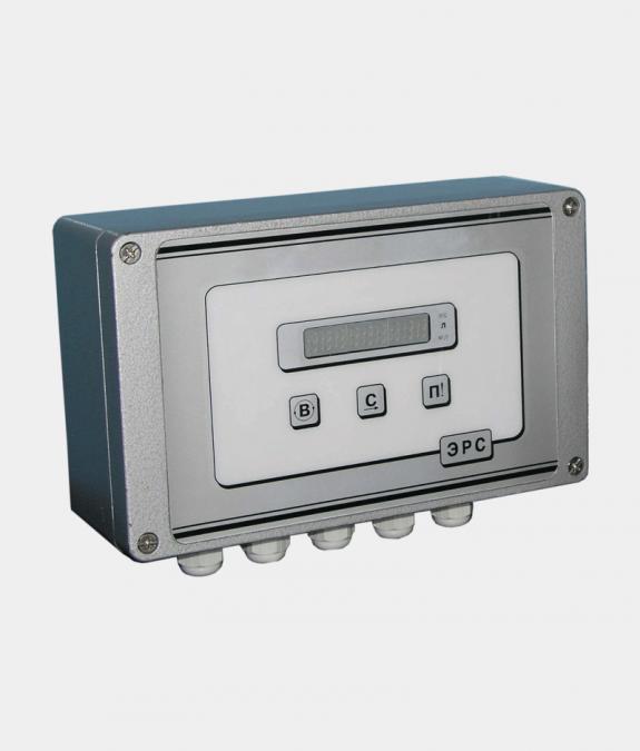 Витратомір-лічильник електромагнітний ЭРС-50