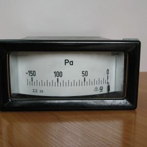 Манометр щитовой -150...0Pa